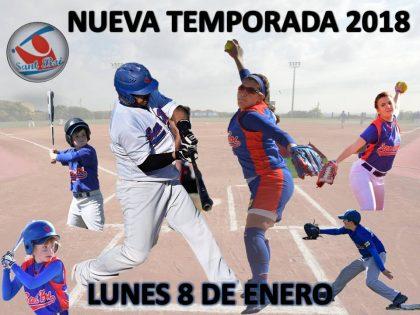 Arranca una nueva Temporada para nuestros equipos de beisbol y sofbol