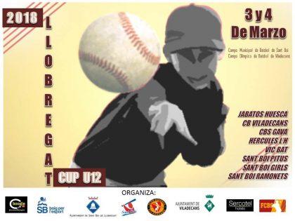 3-4 Marzo, 1ª edición de la LlobregatCup U12.
