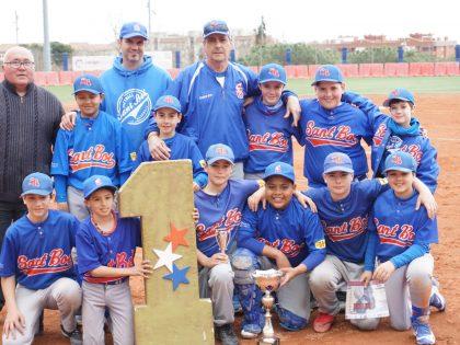 Sant Boi Ramonets gana la 1ª LlobregatCup U12 2018
