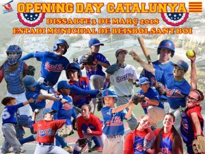Opening Day Campeonato de Catalunya 2018