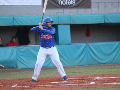 Serie barrida del Beisbol DH ante CB Viladecans