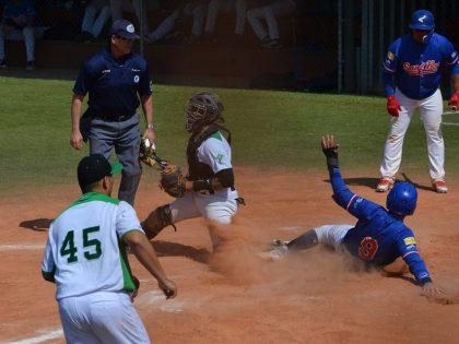 El Beisbol DH se lleva la serie en Pamplona