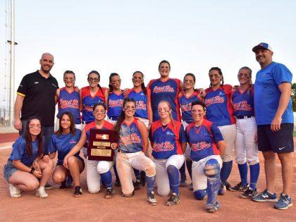 El Sofbol Sub19 se proclama Campeón de Catalunya Sofbol Open 2018