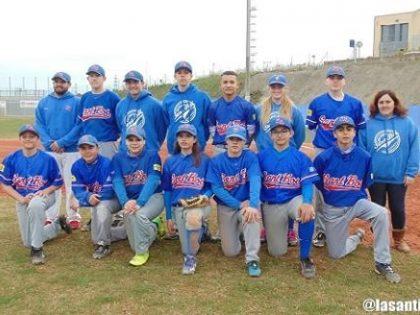 Sant Boi Subcampeón de Catalunya Sub16 de Beisbol