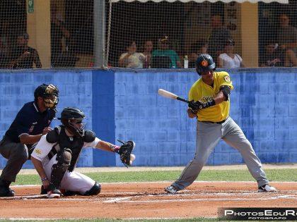 El Beisbol DH divide la serie ante Viladecans y se mantiene 3º en Liga Nacional
